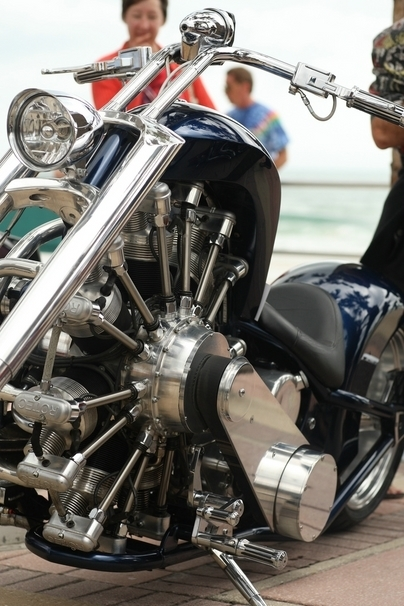 Daytona Beach Bike Week 2008