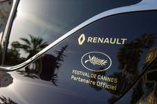 Le Renault Espace devient voiture officielle du Festival de Cannes 2015
