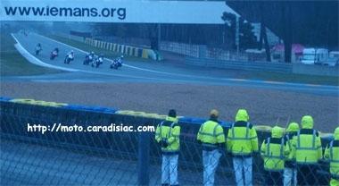 Championnat de France Superbike : Supersport manche 1