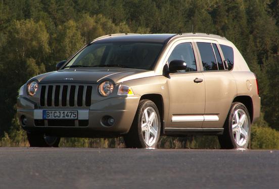 Essai - Jeep Compass : encore un SUV compact