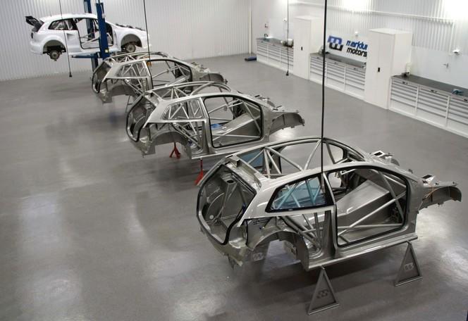 Rallycross RX: Volkswagen partenaire de Marklund Motorsport