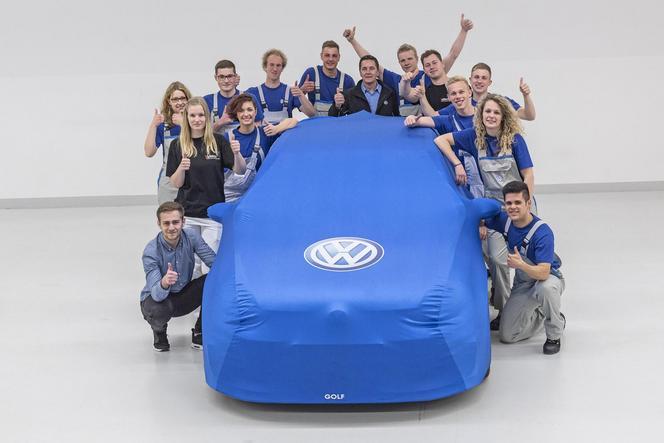 Wörthersee 2015 : la Golf GTI Performance des apprentis de VW
