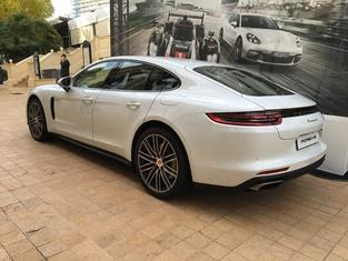 Porsche : l'écologie de prestige - Vidéo en direct du salon de Monaco 2017
