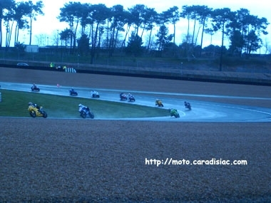 Championnat de France Superbike : Supersport manche 2