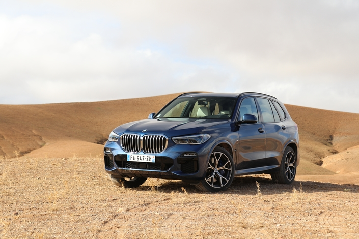essai vid233o bmw x5 made in usa