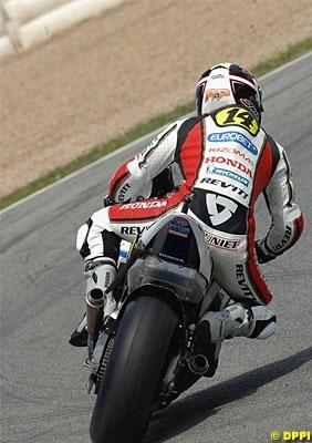 Moto GP - Espagne: Trois petits tours et puis s'en va pour Randy