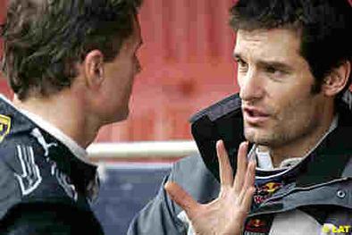 Formule 1 - Test Jerez D.1: Coulthard commence