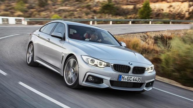 Toutes les nouveautés du salon de Genève 2014 - BMW Série 4 Gran Coupé : vraiment utile ?