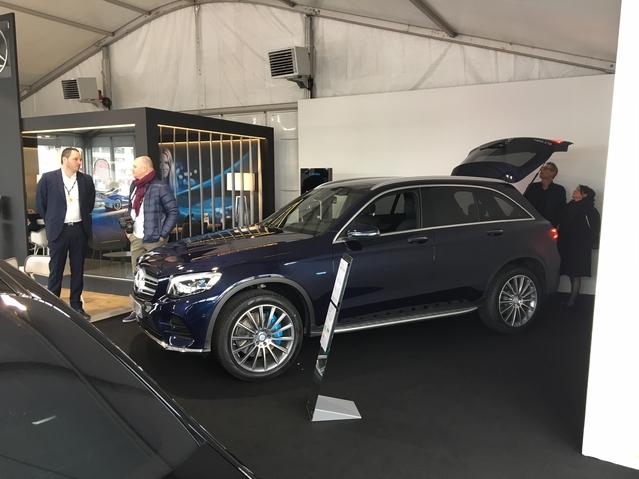 Mercedes : écolo bobo - Vidéo en direct du Salon de Monaco 2017