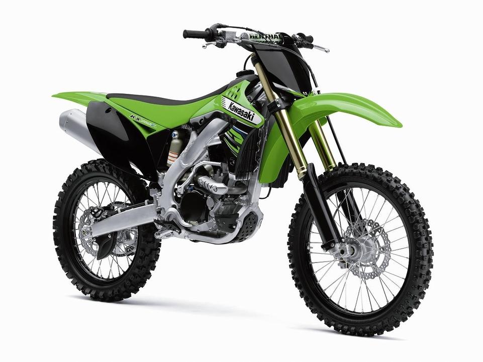 Nouveauté : Kawasaki dévoile ses KXF 2012 !