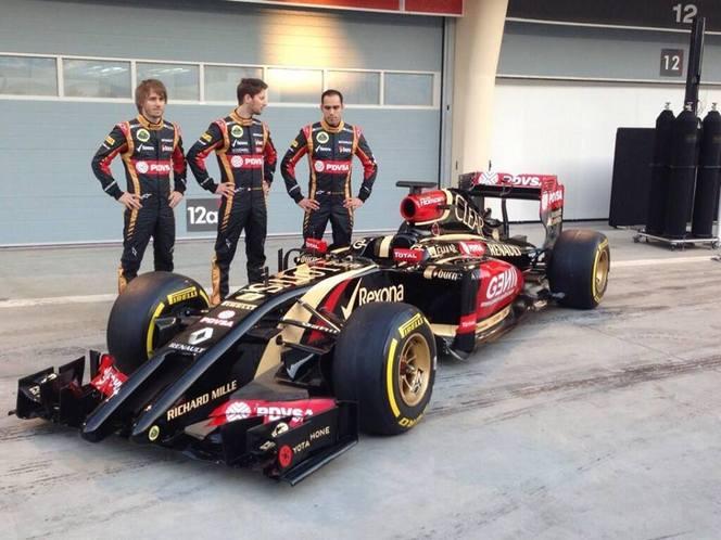 F1 : Charles Pic devient troisième pilote Lotus