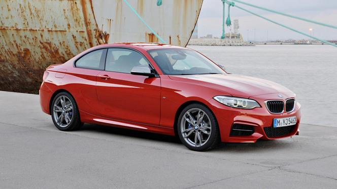 Toutes les nouveautés du salon de Genève 2014 - BMW Série 2 coupé : attendue