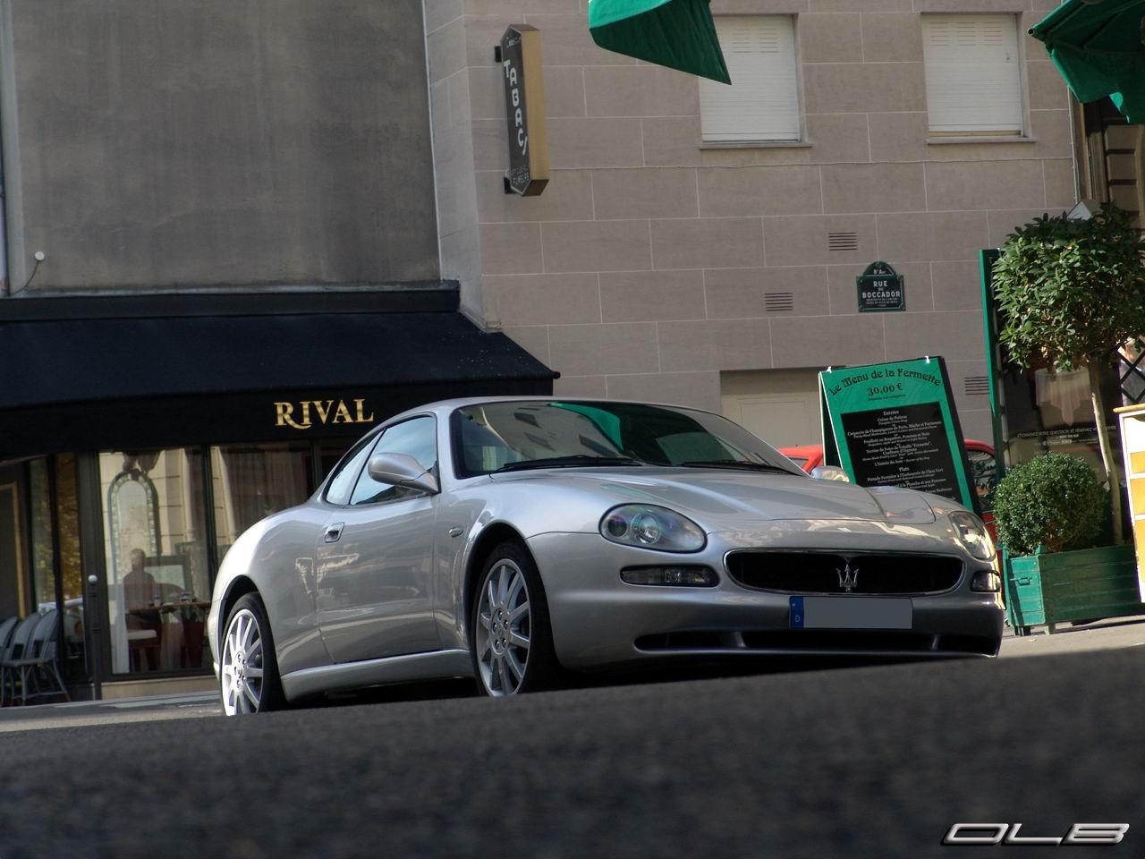 du jour : Maserati 3200 GT