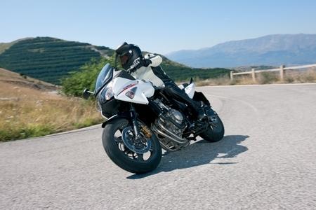 Nouveauté Honda 2010 : Freinage C-ABS de série pour la CBF 600S