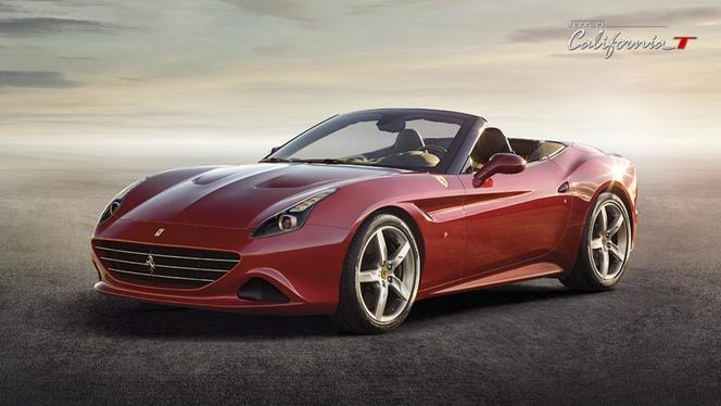 Toutes les nouveautés du salon de Genève 2014 - Ferrari California : pétard décapotable