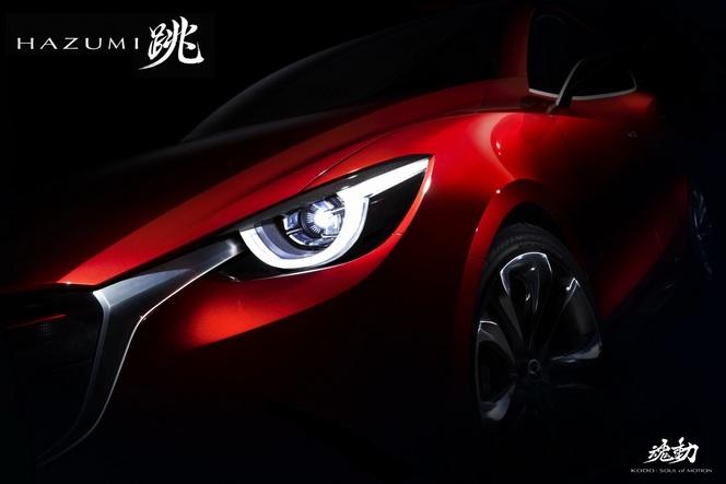 Genève 2014 : le concept Mazda Hazumi ouvre l'oeil