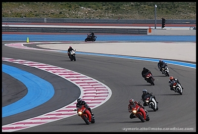 Reportage Honda Days 2008 : week-end VIP au Paul Ricard