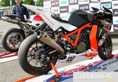 Courses 2 des Top Twin Unlimited au Vigeant (86) : KTM confirme...