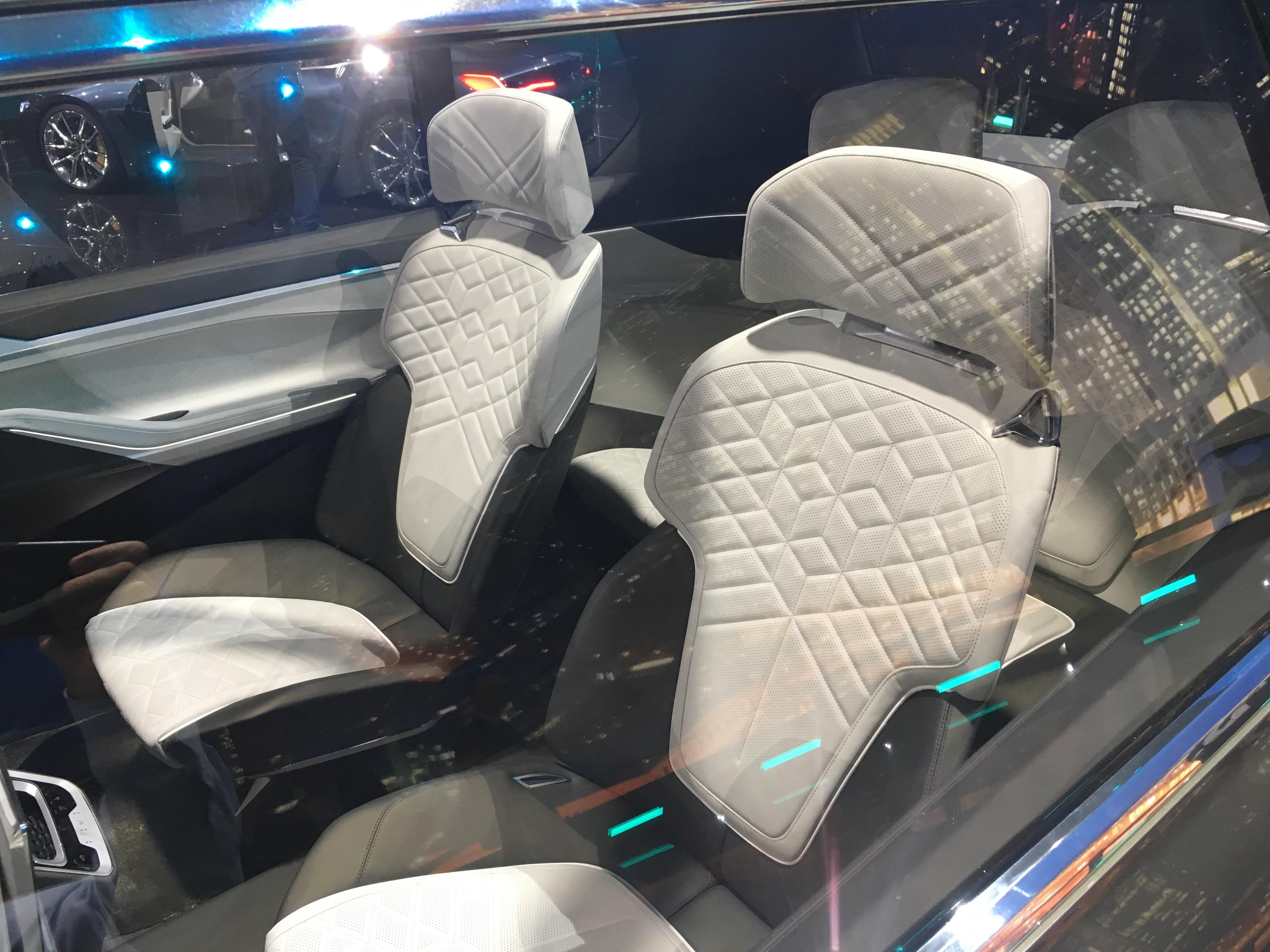 Bmw X7 Concept Costaud Vid 233 O En Direct De Francfort 2017