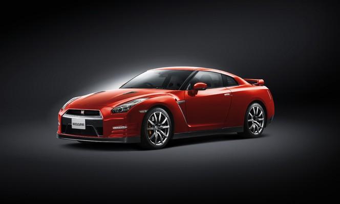 Toutes les nouveautés du salon de Genève 2014 - Nissan GT-R 2014 : Godzilla s'améliore encore