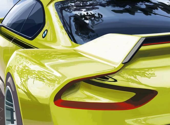 Villa d'Este 2015 : BMW présentera un concept hommage à la 3.0l CSL