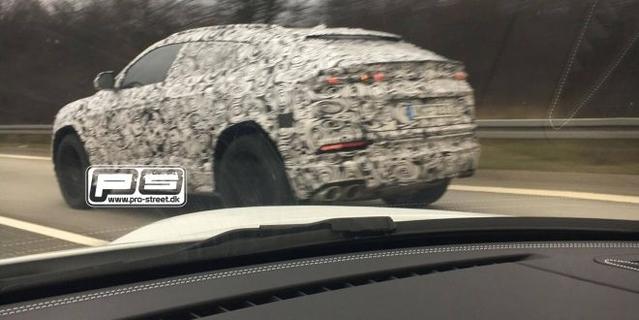 Surprise : le Lamborghini Urus (déjà) de sortie