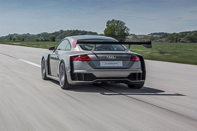 Wörthersee 2015 : l'Audi TT Clubsport Turbo en vidéo