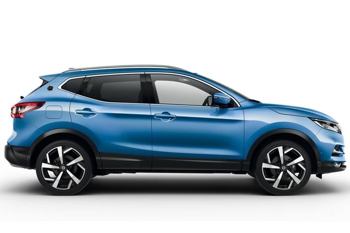 """Le lancement du Nissan Qashqai est l'un des plus beaux """"coups"""" industriels de Carlos Ghosn."""