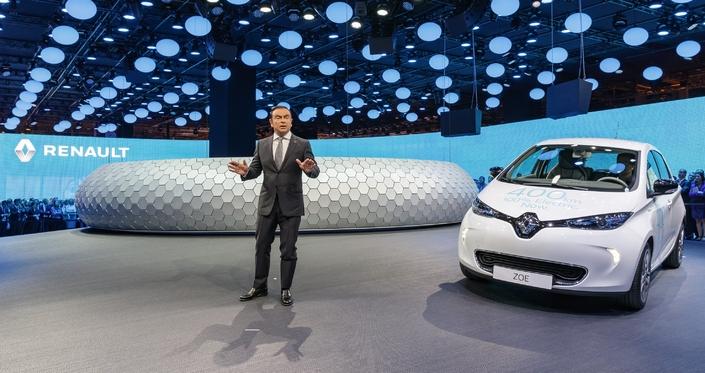 L'Alliance est leader dans l'électrique, mais les volumes de ventes sont nettement inférieurs aux prédictions de Carlos Ghosn.