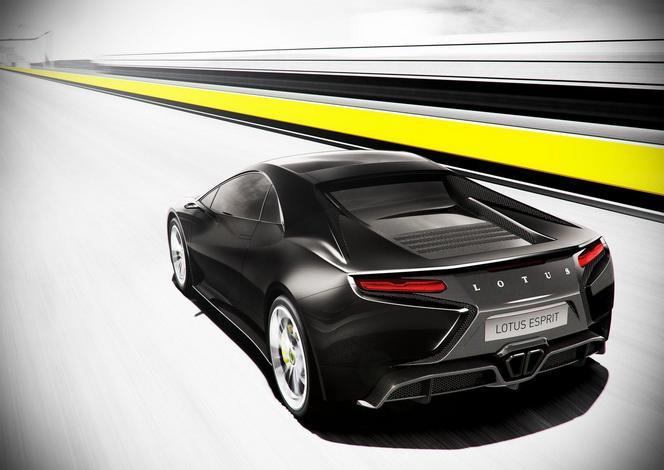 Lotus: entre la C-01 et une future Esprit, le grand écart!