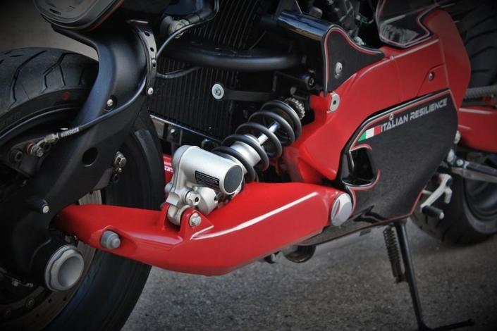 Yamaha GTS 1000, чтобы вдохновить мир после