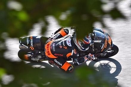 Moto3 - Sachsenring: du mieux pour Alexis Masbou