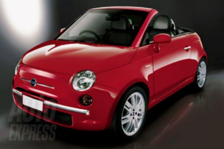 future fiat 500 cabriolet pot de yaourt sans couvercle. Black Bedroom Furniture Sets. Home Design Ideas