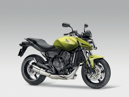 Honda 600 Hornet 2010 : Pas de changement