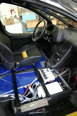 Suisse : l'autonomie du véhicule électrique modifié Hotzenblitz ? Jusqu'à 400 km