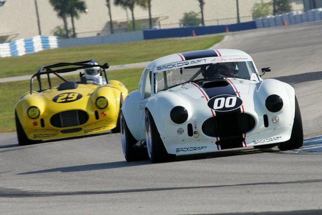 Une Cobra en GT3 prochainement?
