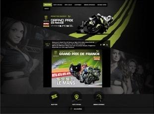 Salon de la Moto: les séances de dédicace au stand du Grand Prix de France