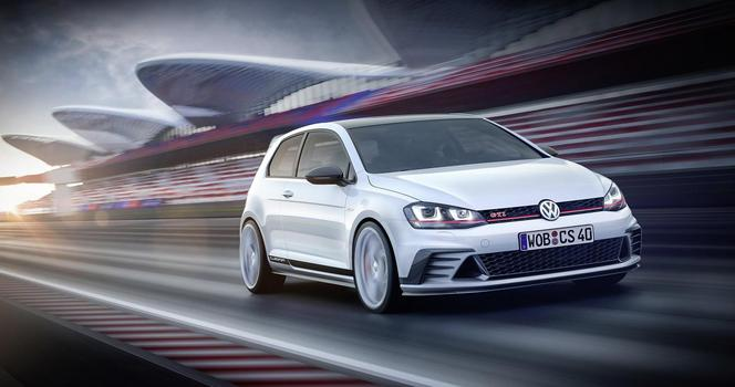 Wörthersee 2015 : la VW Golf GTI Clubsport en photo