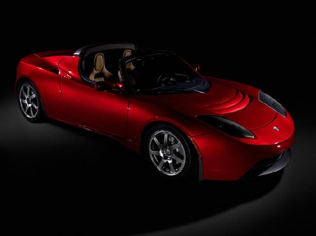 Tesla Motors : production de 50 Roadster électriques dès 2008