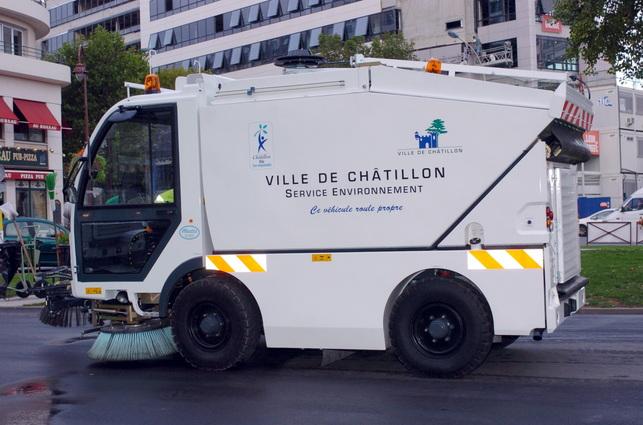 Ville de Châtillon : lumière sur ses transports verts