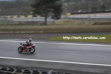 Championnat de France Superbike : quelques réactions