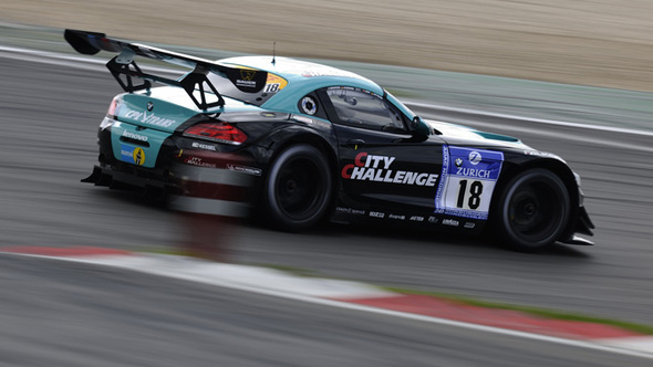 "BMW Z4 GT3: ""l'évo"" 2013 disponible"
