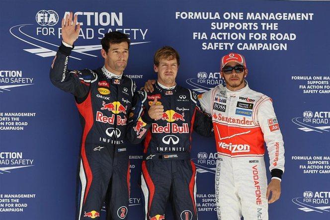 F1 GP des USA - qualifications : Vettel fait un pas vers le titre