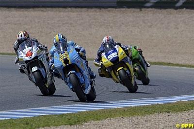 Moto GP - Espagne Capirossi: L'ancien vous salue bien !