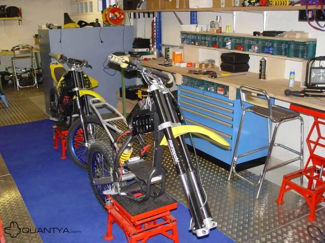 Quantya : deux versions homologuées de moto électrique sportive disponibles dès 2008