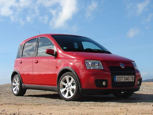 Essai - Fiat Panda 100 HP Sport : sportive de poche