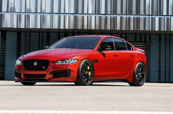 Future Jaguar XE-R, pour aller chercher la BMW M3