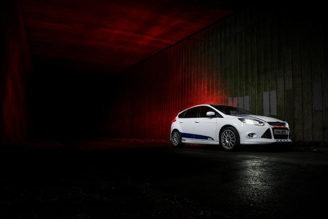 La Ford Focus WTCC Limited Edition officiellement présentée à Macao