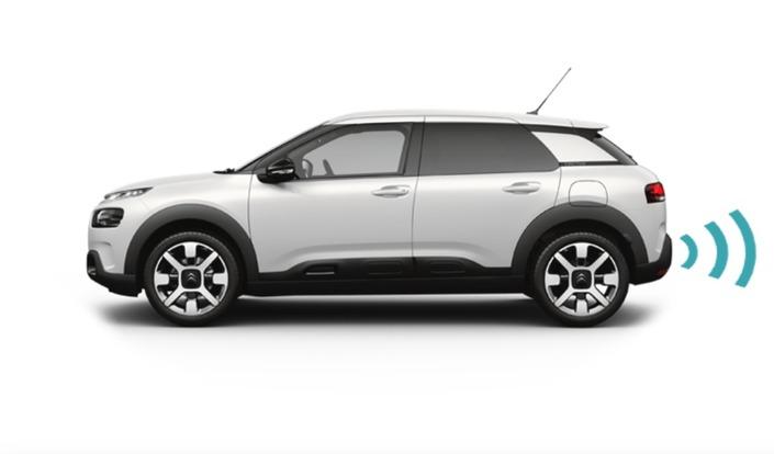 Citroën C4 Cactus: le restylage dévoilé par erreur?
