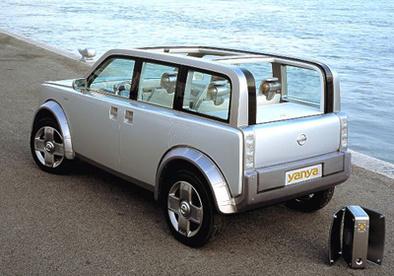 Future Nissan Micra: différente !